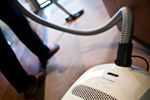 Organic Housekeepers uses Miele vacuums to clean.