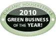 Organic Housekeepers wins Green Business of the Year