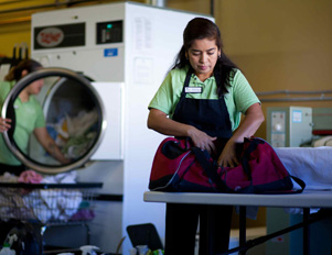 Organic Housekeepers can help your business go green with a sustainable cleaning program