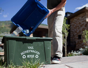 Organic Housekeepers can help set up a recycling program for your home and vacation rental property